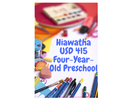 Hiawatha USD 415 Preschool
