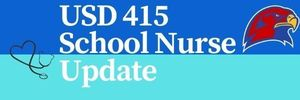USD 415 School Nurse Update