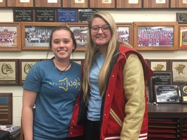 HHS student heads to all-district band
