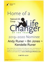 LifeChanger of the Year Nominees