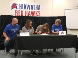 Kettler signs on to Creighton University sports