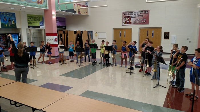 5th and 6th Grade Band