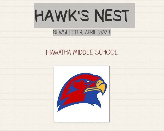 Hawk's Nest HMS Newsletter