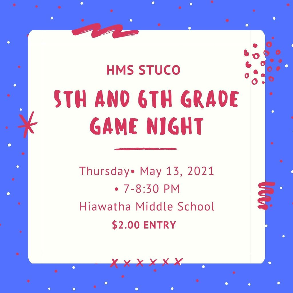 HMS Game Night