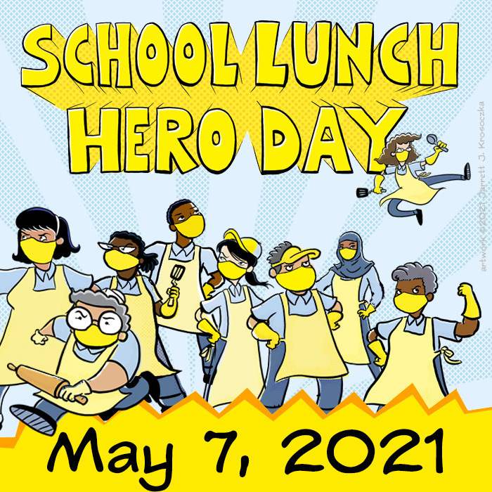 School Lunch Hero