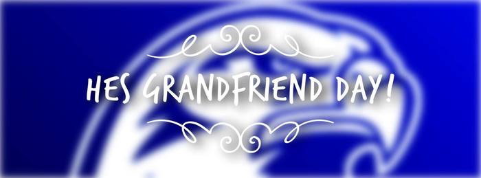 Grand-Friend Day Banner