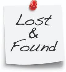 Lost and Found Note