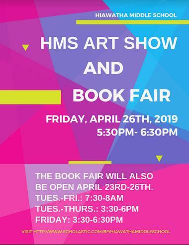Art and Book Fair