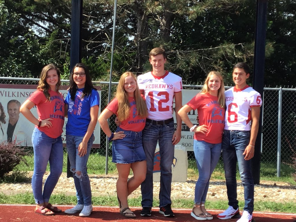 19-20 Homecoming Candidates