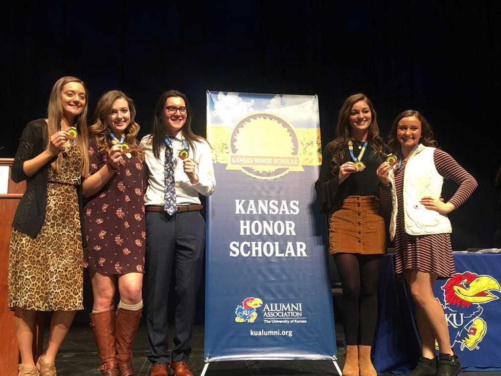 Kansas Honor Scholar