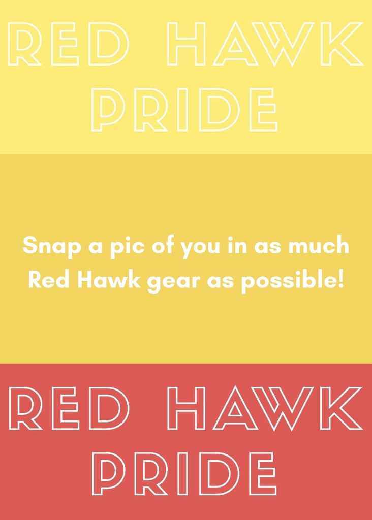 Red Hawk Pride